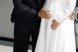 DJ KHALED'S WIFE NICOLE TUCK IS PREGNANT