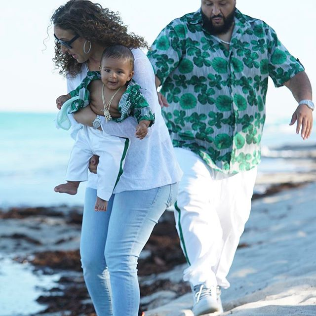 dj khaled wife and family