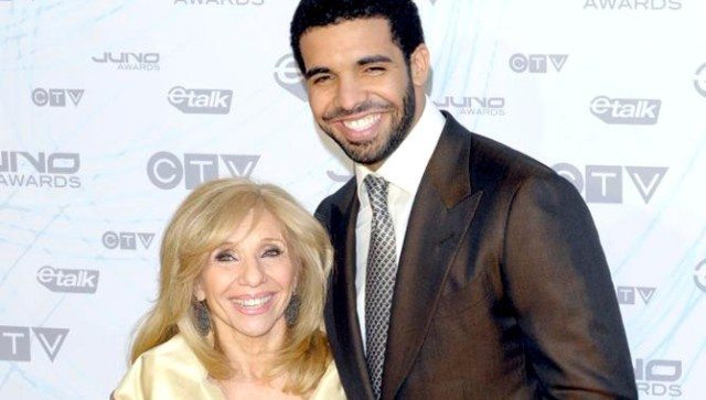 Drake's mom Sandi Graham -Djkhaledquotes.com