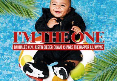 DJ KHALED GRATEFUL ALBUM – I'm The One