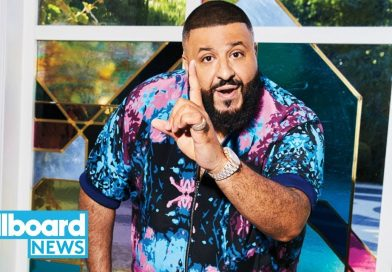 DJ Khaled Celebrates 'Wild Thoughts' Going Platinum & His 4 VMA Nominations
