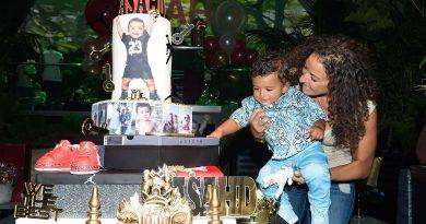 Asahd's First Birthday