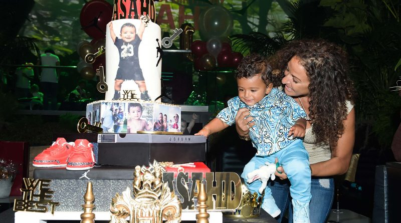 Asahd's First Birthday