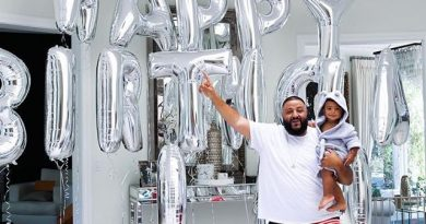Dj Khaled 42nd Birthday