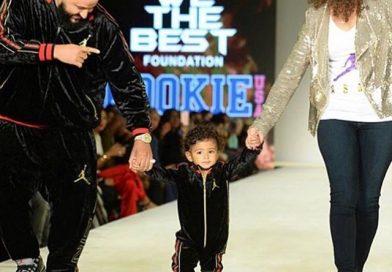 ASAHD KHALED – 1ST EVER JORDAN KIDS COLLAB apparel